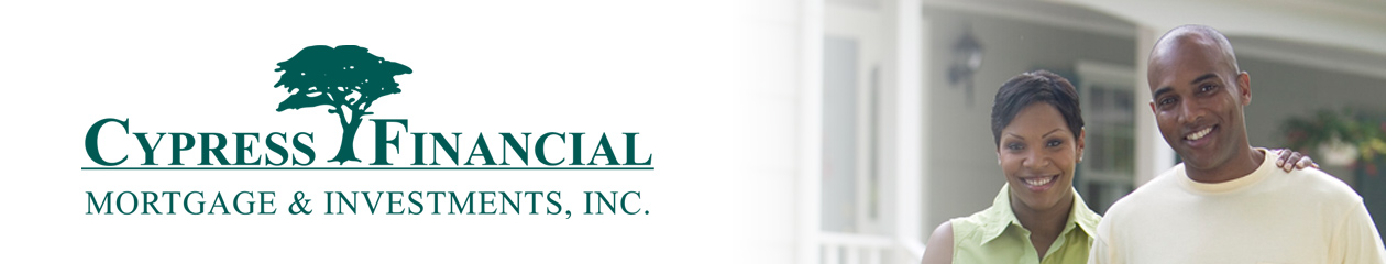 Cypress Financial Mortgage & Investment, Inc.