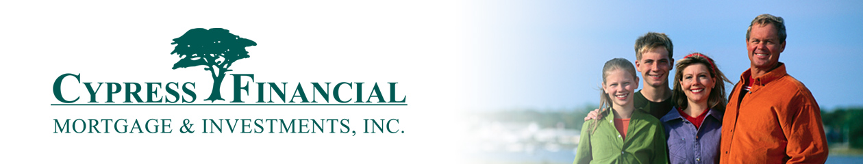 Cypress Financial Mortgage and Investment, Inc.